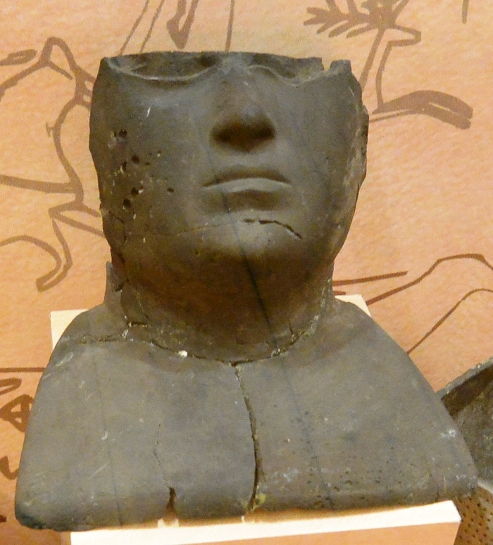 Погребальные маски Южной Сибири История, Хакасия, Древность, Сибирь, Длиннопост