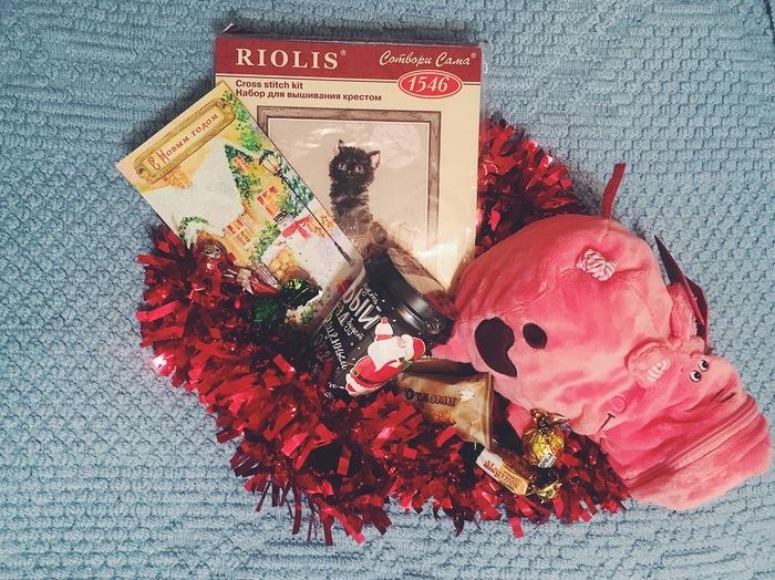 Подарочек от снегурочки из Москвы Отчет по обмену подарками, Новогодний обмен подарками, Тайный Санта, Дед Мороз, Обмен подарками