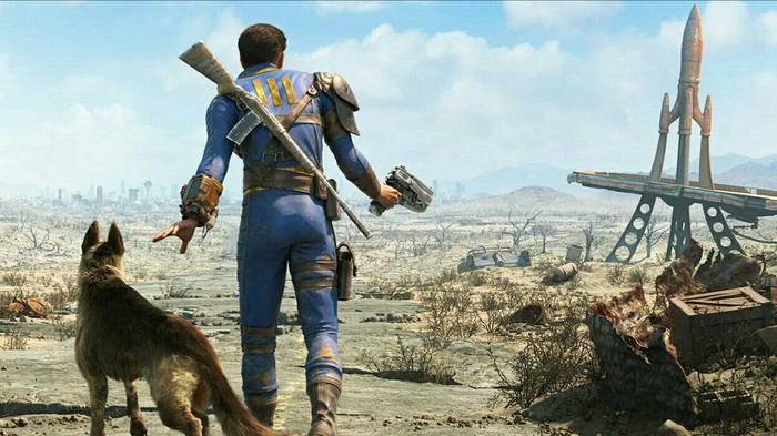 Напарники серии Fallout (3 часть) Fallout, Игры, Fallout 4, Обзор, Длиннопост