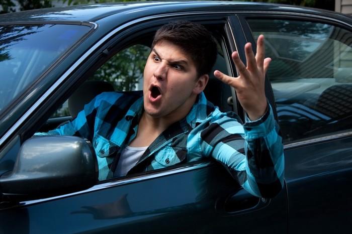 А как вы реагируете? Автомобилисты, Лига автомобилистов, Вредность, Спешка