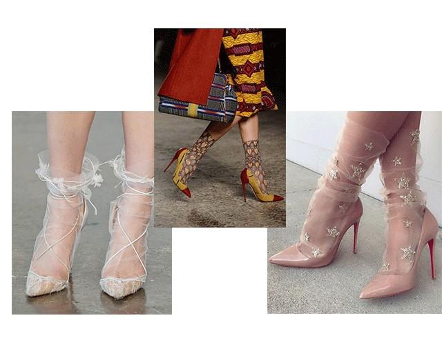 Носки и туфли Мода, Носки, Сексуальность, Лето, Длиннопост