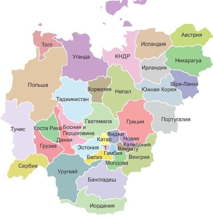Сколько стран может влезть в Якутию?! Якутия, Просторы, Республика Саха, Масштаб, Карта Якутии, Фотография