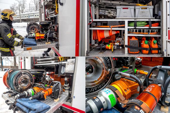 Как спасатели учатся спасать водителей грузовиков при серьезных ДТП МЧС, Iveco, ДТП, Drive2, Длиннопост, Пожарные, Спасатель, Москва, Грузовик