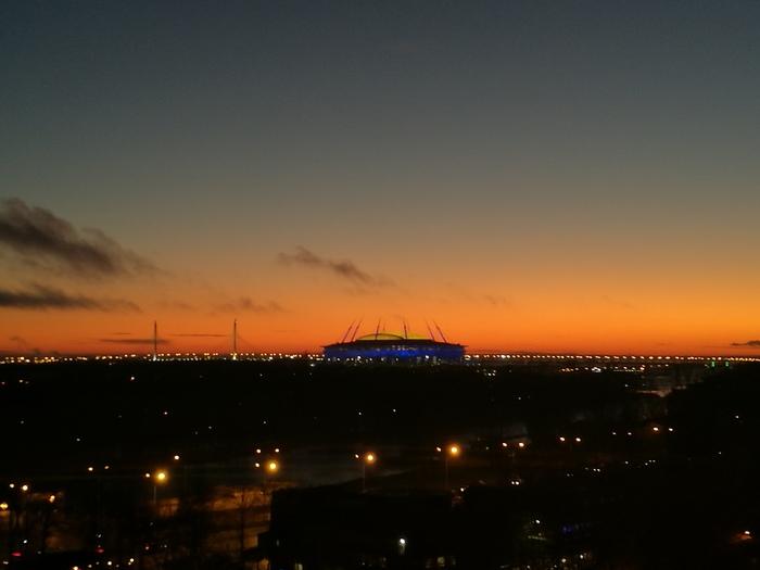 Закаты Санкт-Петербург, Закат, Мобильная фотография, Начинающий фотограф, Длиннопост, Фотография