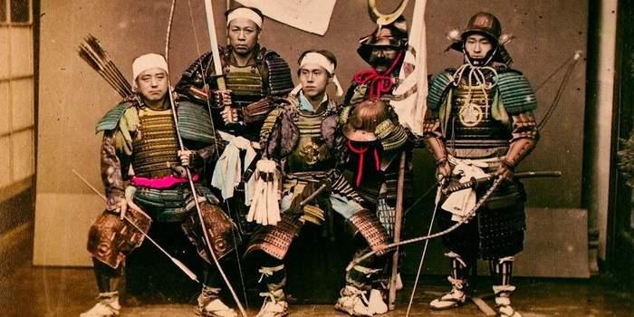 10 «школьных» заблуждений о самураях Длиннопост, История, Япония, Самурай