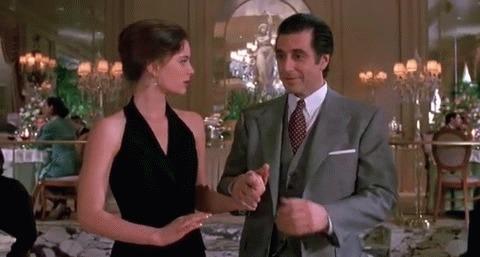 Мужчины выбирают танго Танго, Запах женщины, Аргентинское танго, Женская красота, Гифка, Аль Пачино