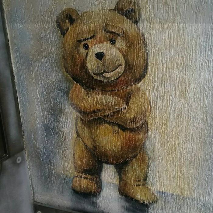Бар Mishka и медведь Тедди Смоленск, Mishka, Сила Пикабу, Быдло, Universal pictures, Длиннопост