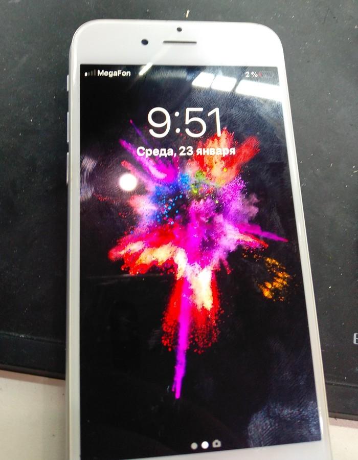 IPhone 6 плохо ловит сеть. Iphone 6, Ремонт телефона, Ремонт iphone, Ульяновск, Длиннопост
