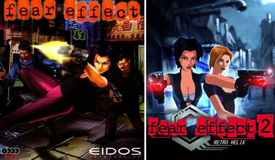 Fear Effect Playstation 1, Playstation, Sony, Sony playstation, Survival Horror, Resident Evil, Action, Геймеры