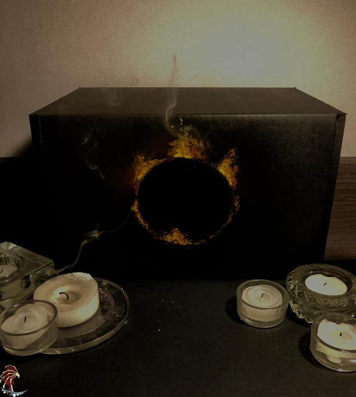 You died Lorebox, Dark Souls, Dark Souls 2, Dark Souls 3, Своими руками, Подарок, Подарочный набор, Длиннопост