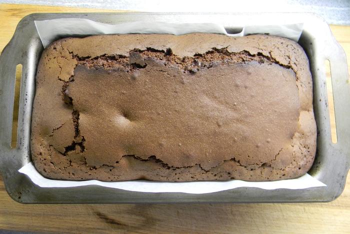 Очень шоколадный кекс с вишней Кекс, Кулинария, Рецепт, Шоколад, Вишня, Вкусно, Быстро, Длиннопост