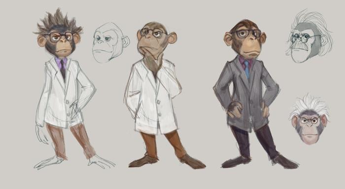 Проект: эволюция человека для детей Антропогенез, Антропогенез ру, Шимпанзе, Дети, Образование, Гифка, Видео, Длиннопост