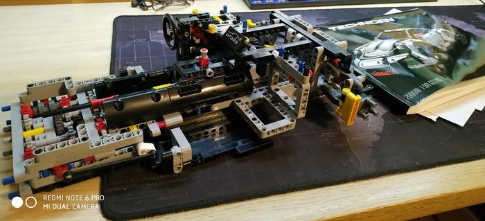 Набор Lepin 20001b LEGO, LEGO technic, Lepin, Длиннопост