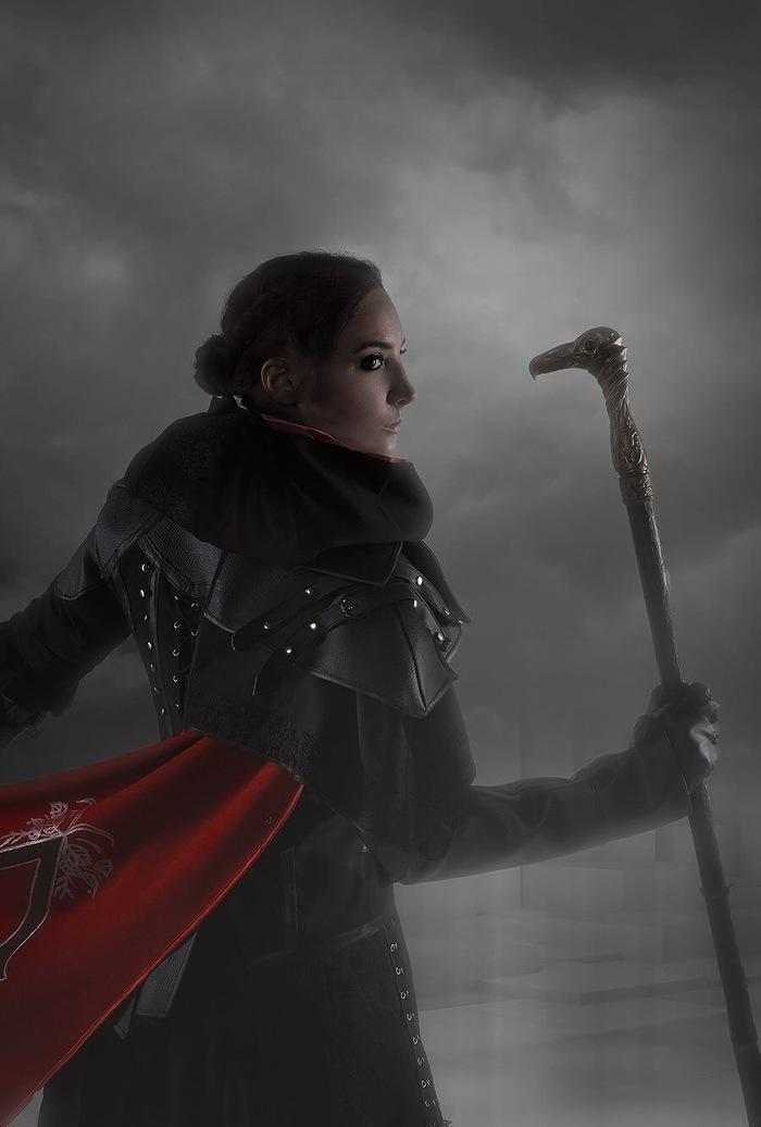 Assassin`s Creed Syndicate Косплей, Русский косплей, Assassins Creed, Assassins Creed syndicate, Иви Фрай, Mirelle Hellsing, Длиннопост
