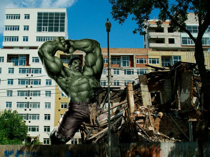 Самара как декорация для супергеройского кино Лига фотошоперов, Самара, Marvel, DC, Бэтмен, Супермен, Супергерои, Фильмы, Длиннопост