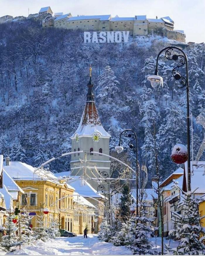 Rasnov, Румыния