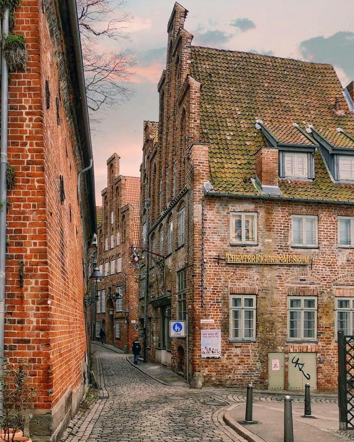 Любек , Германия.