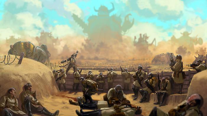 Battlefleet Gothic Armada - Imperium #1 Warhammer 40k, Wh Art, Battlefleet Gothic: Armada, Imperium, Cadian, Генокульт, Орки