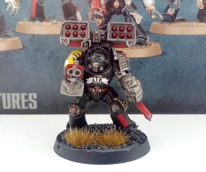 Модельки wh40к (2) Warhammer 40k, Хобби, Покраска миниатюр, Primaris Space Marines, Длиннопост