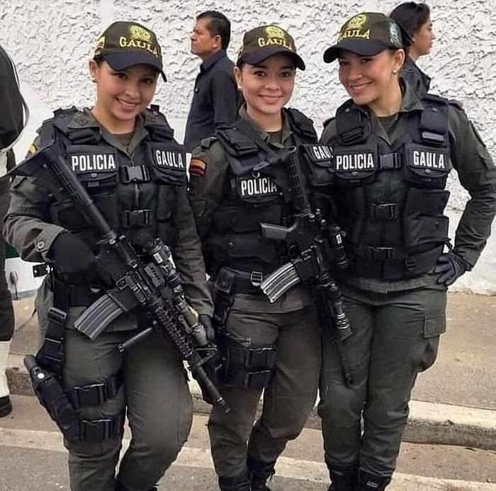 Красивая полиция