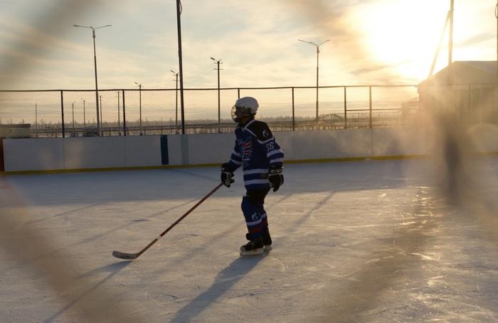 Хоккей на вахте Заполярье, Любительский хоккей, Вахта, Длиннопост