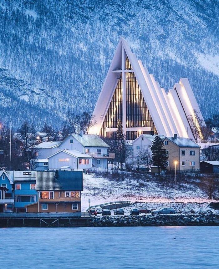 Норвегия. Тромсе