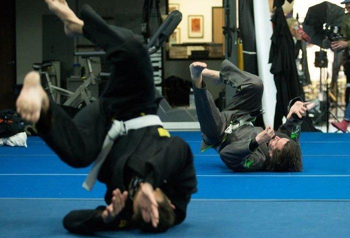 Джон Уик и японские боевые искусства Джон Уик, Киану Ривз, Дзюдо, Айкидо, Бразильское джиу-джитсу, Видео, Длиннопост