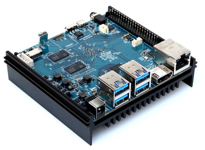 ODROID-N2 - новый компьютер от Hardkernel Odroid PC, Odroid, Arm, Длиннопост, Soc