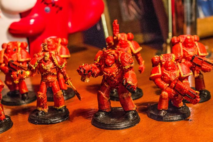 Warhammer 40k на 3д принтере 3D принтер, Warhammer 40k, Покраска миниатюр, Рукоделие без процесса, Длиннопост, Wh Miniatures