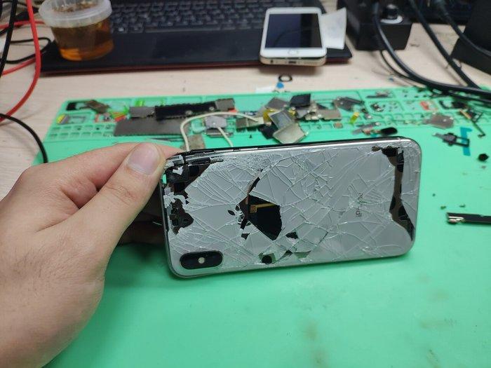 IPhone X или яблоко раздора Apple, Длиннопост, Iphone, Iphone X, Ремонт, Ремонт техники, Ремонт телефона, Восстановление