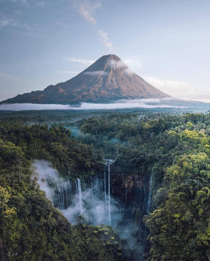 Водопад Тумпак Севу, Индонезия