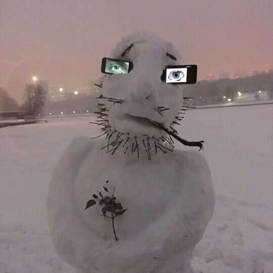 Капитан Снеговик.