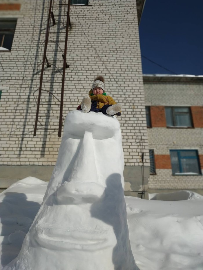 Снеговик not dead! Снеговик, Детям, Радость, Зима, Родители, Рок, Длиннопост