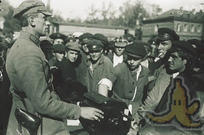 Жребий и служба в Красной Армии СССР, Армия, История