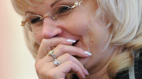 Татьяна Голикова: «Бедность пенсионеров – миф»Чиновница уверена в светлом будущем российских пенсионеров Пенсия, Чиновники