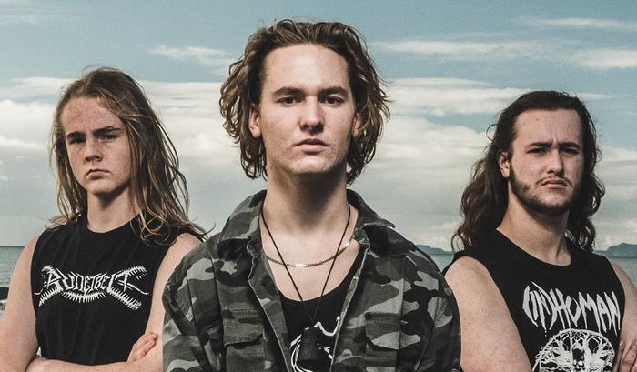 Alien Weaponry - достойнейший Groove-metal из Новой Зеландии. Alien Weaponry, Грув-Метал, Metal, Метал, Музыка, Видео, Длиннопост