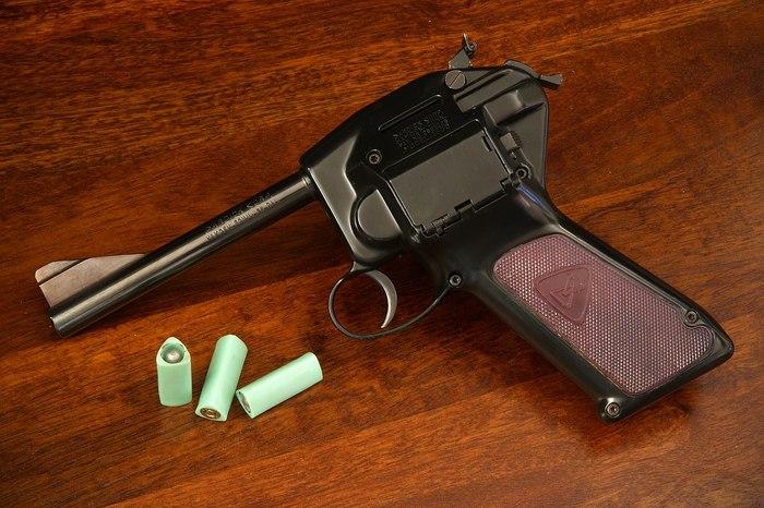 Странное огнестрельное оружие Оружие, Пистолеты, Dardick, Револьвер, Редкое и необычное оружие, Штурмовая винтовка, Автомат, Видео, Длиннопост