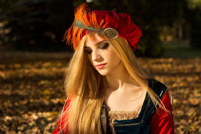 """Косплей Присциллы - """"Ведьмак 3: Дикая Охота"""" Косплей, Ведьмак, Ведьмак 3, Присцилла, Длиннопост, Русский косплей, Фэнтези"""