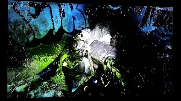Галлюциногенные грибочки из Metro: Exodus Metro Exodus, Грибы, Скелет
