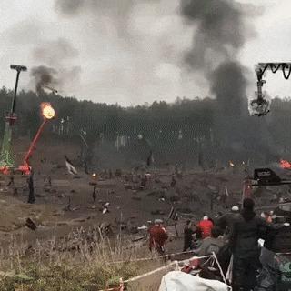 За кулисами эпической битвы
