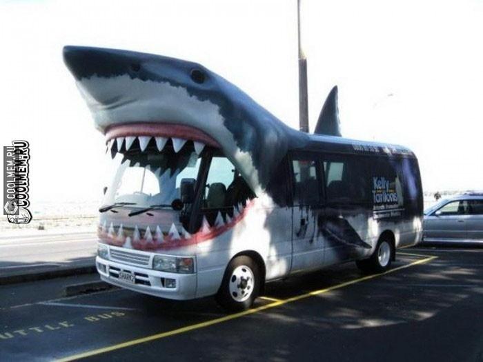 Классный автобус