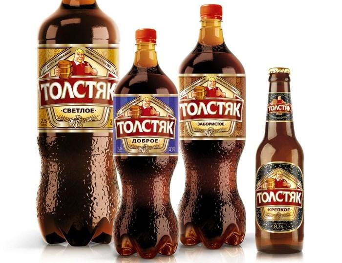 """Войны брендов-9: черный PR конкурентов (или вымогателя?) против пива """"ТОЛСТЯК"""" Пиво, Войны брендов, Маркетинг, Пиар"""