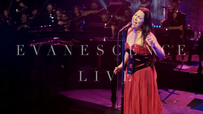 Evanescence -Synthesis Live Evanescence, Amy Lee, Nu-Metal, Gothic Metal, Classical, Рок-Концерт, Live performance, Оркестр, Видео, Длиннопост