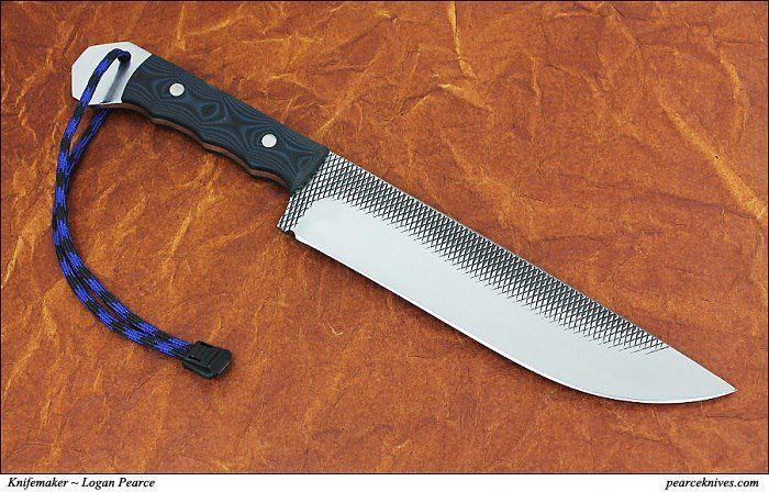 Как сделать нож без ковки