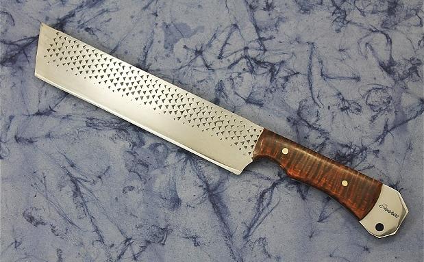 Как сделать нож без ковки 141