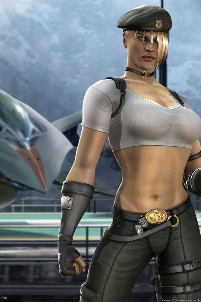 сексуальные фото девушек из игр