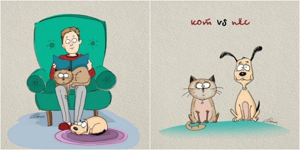 Ігри о собаках коты