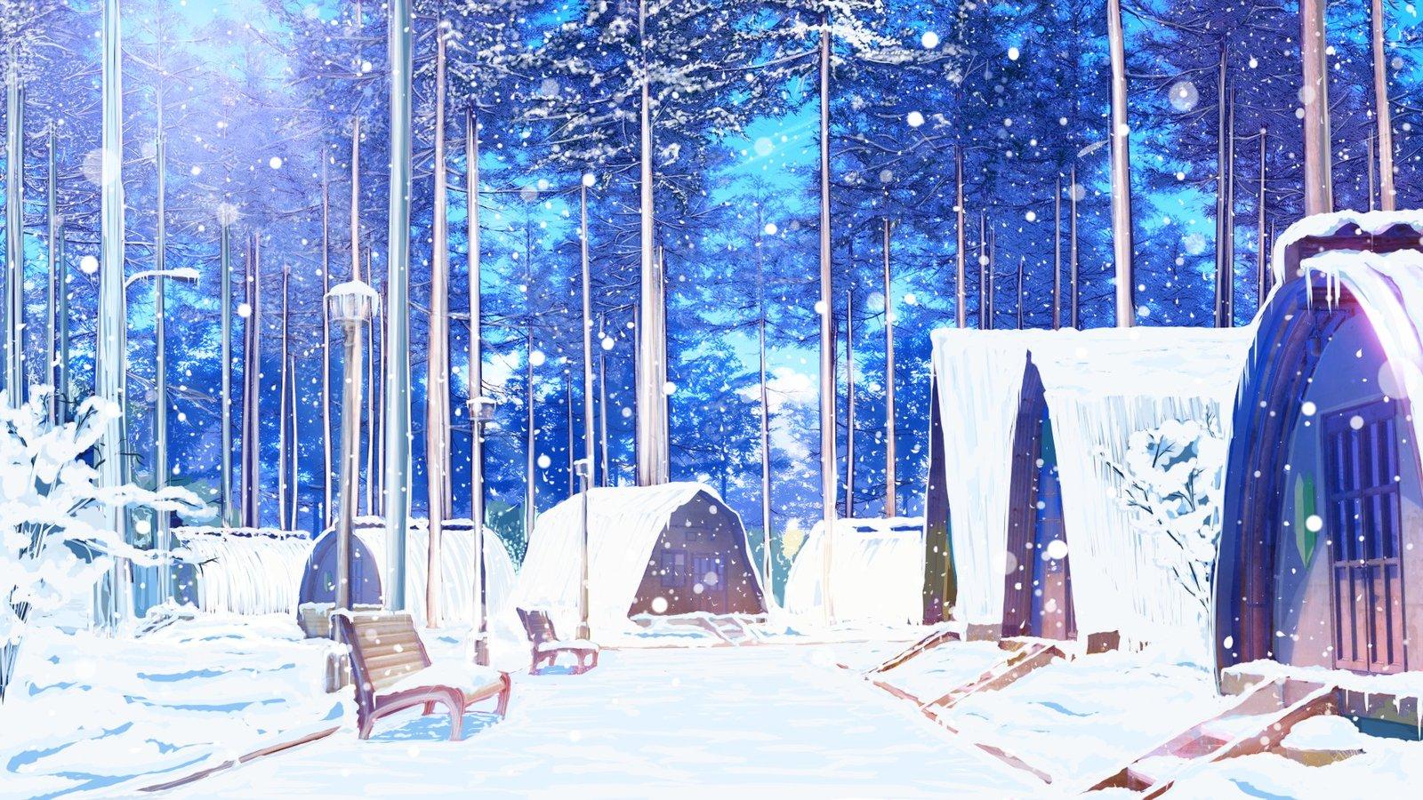 картинки арты зима