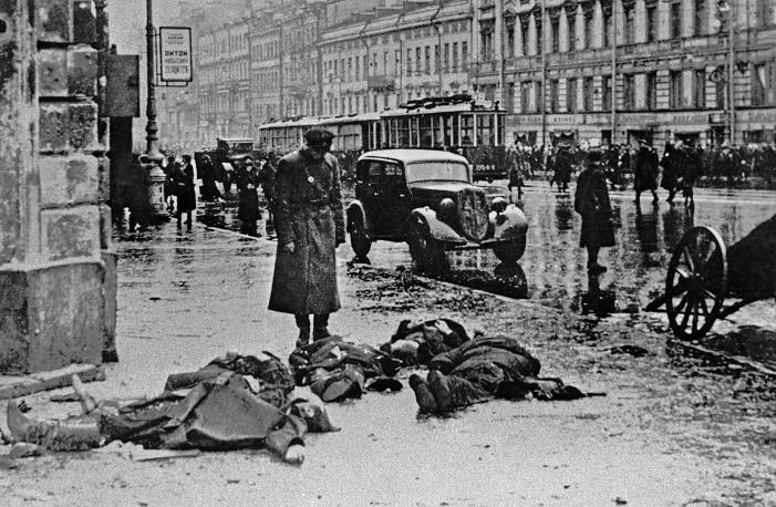 Шалавы в блокадном ленинграде