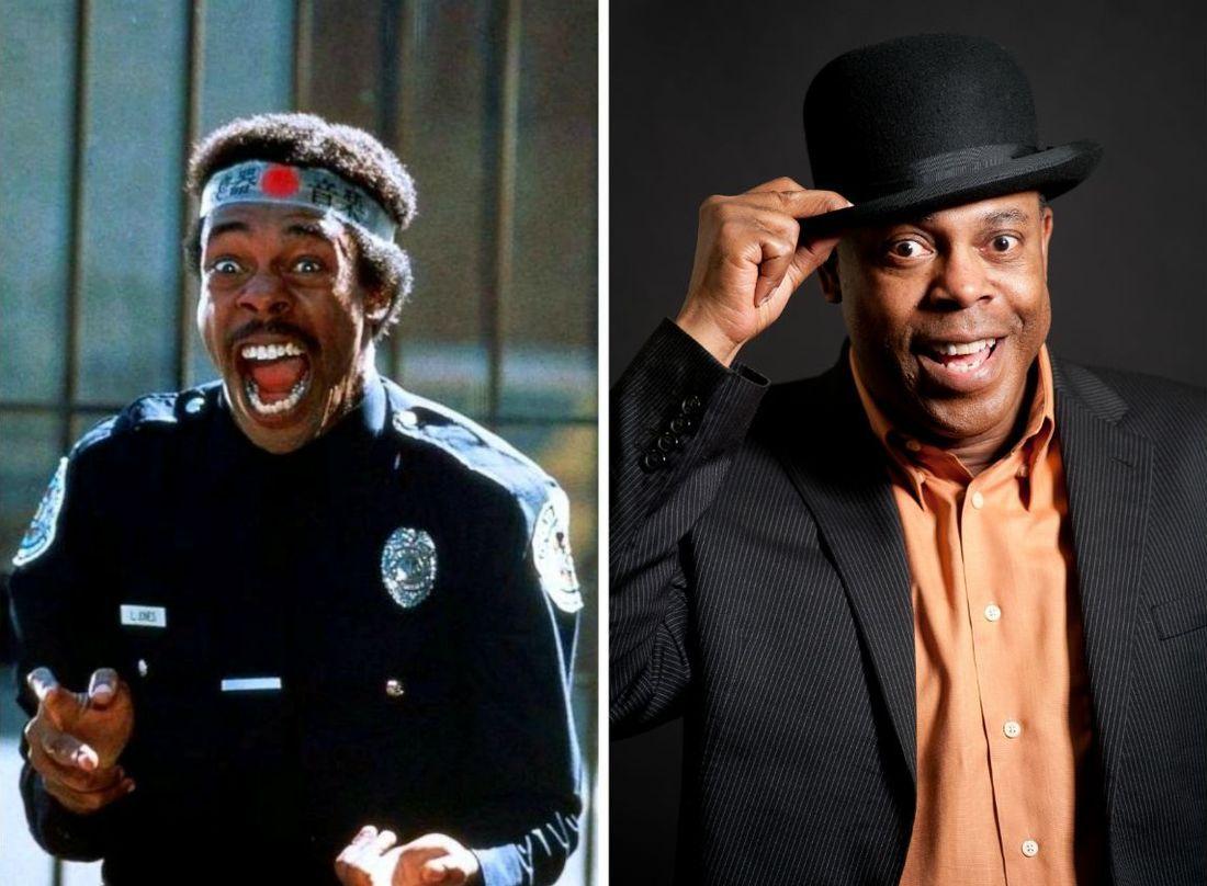 Любимые актеры Полицейской академии 32года спустя картинки